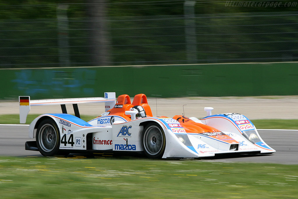 Zoom-Zoom - Chassis: B0540-HU07   - 2008 Le Mans Series Monza 1000 km
