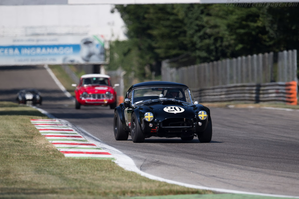 AC Shelby Cobra - Chassis: CSX2506 - Driver: Christian Dumolin / Marc Devis - 2015 Monza Historic