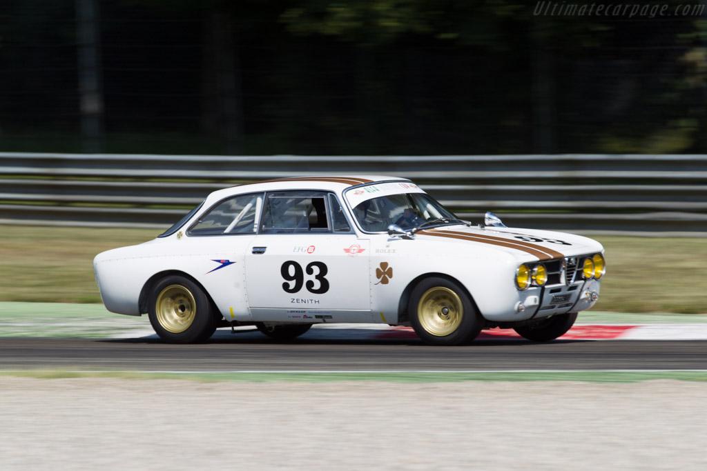 Alfa Romeo 1750 GTAm - Chassis: 1358817 - Driver: Albert Weinzierl  - 2015 Monza Historic