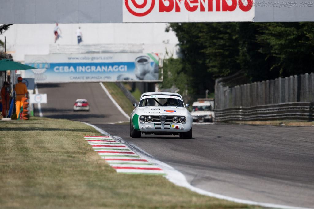 Alfa Romeo 1750 GTAm - Chassis: 1361348 - Driver: Giovanni Serio / Antonio Crescenti  - 2015 Monza Historic