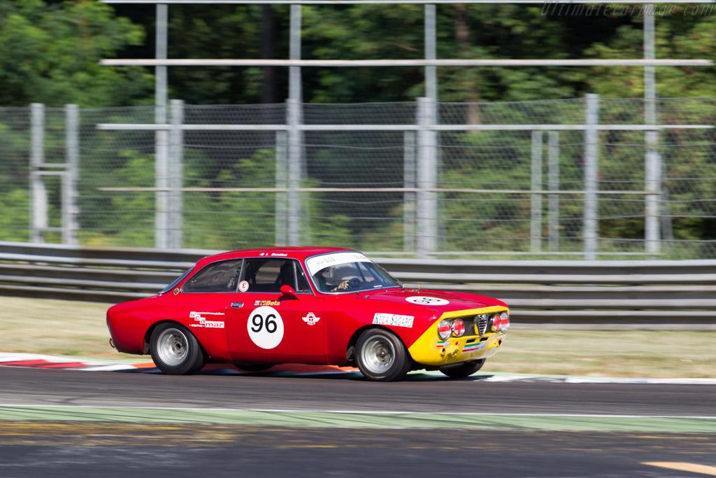 Alfa Romeo 1750 GTAm - Chassis: 1369257 - Driver: Luigi Scalini  - 2015 Monza Historic