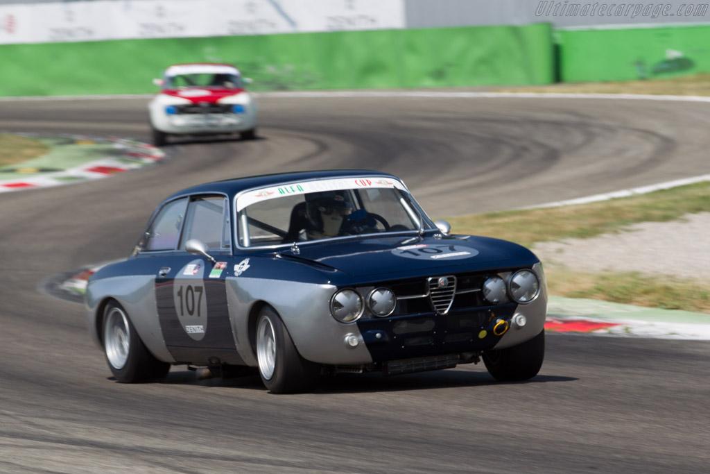 Alfa Romeo 2000 GTAm - Chassis: 1379756 - Driver: Daniele Facetti  - 2015 Monza Historic