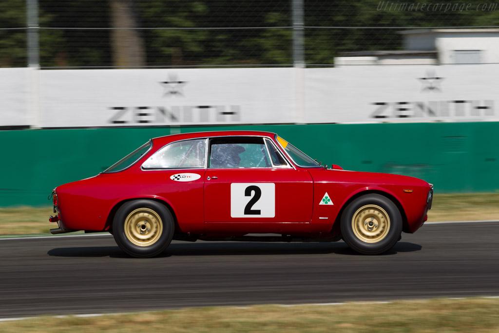 Alfa Romeo Giulia GTA - Chassis: AR613701 - Driver: Carlo Vogele / Yves Vogele  - 2015 Monza Historic
