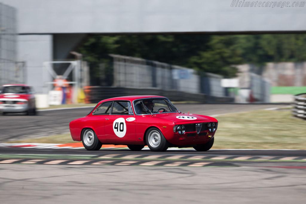 Alfa Romeo Giulia GTA - Chassis: AR613867 - Driver: Michael Erlich  - 2015 Monza Historic
