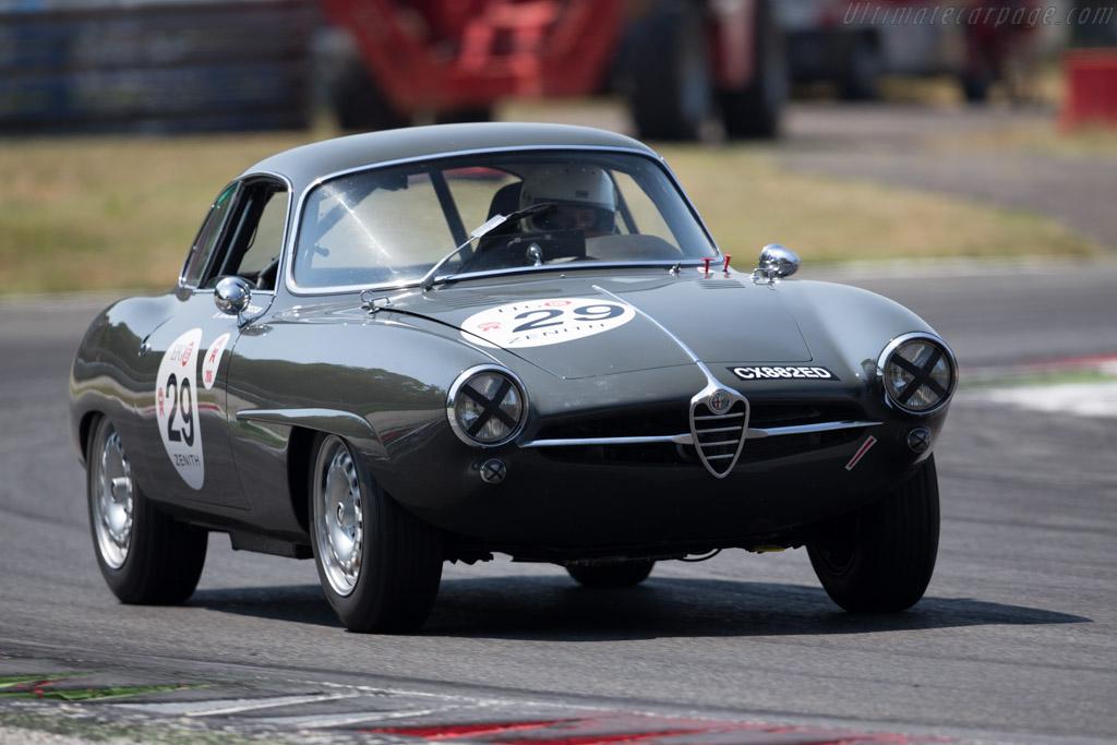 Alfa Romeo Giulia SS  - Driver: Xavier Galant / Vincent Neurisse  - 2015 Monza Historic