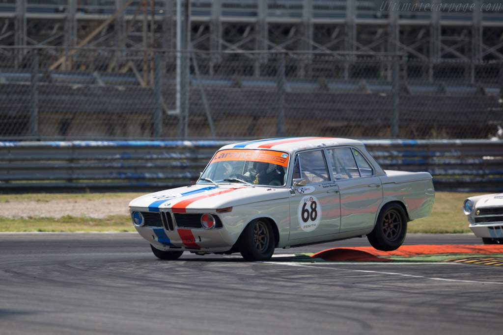 BMW 1800 TI  - Driver: Daniel Mursall  - 2015 Monza Historic