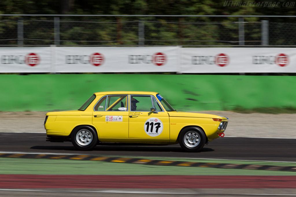 BMW 1800 TI  - Driver: Peter Mursall  - 2015 Monza Historic
