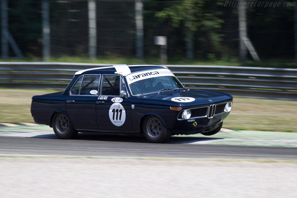 BMW 1800 TiSA  - Driver: John Clark / Alisdair McCaig  - 2015 Monza Historic