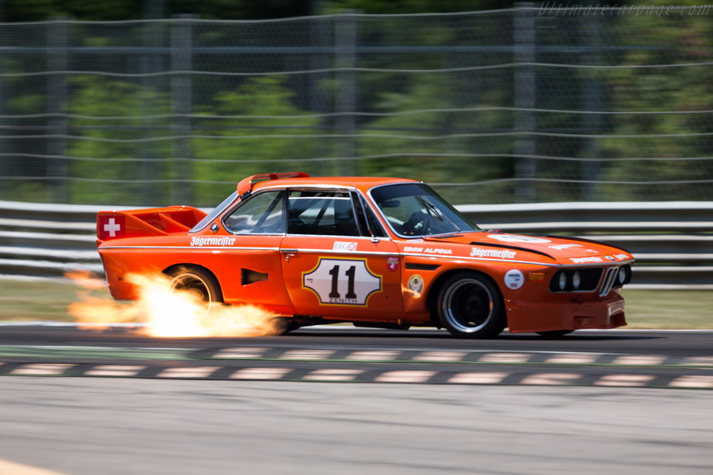 BMW 3.0 CSL - Chassis: 2285390 - Driver: Charles Firmenich  - 2015 Monza Historic
