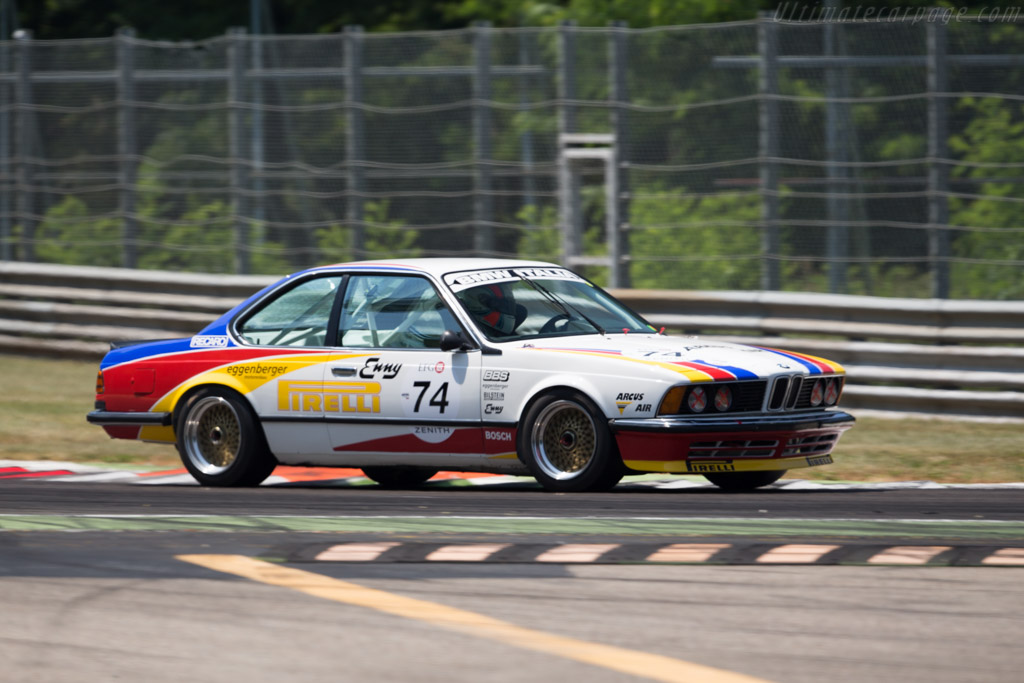 BMW 635 CSI - Chassis: E24 RA2-40 - Driver: Sam Hancock / Alexander Rittweger  - 2015 Monza Historic