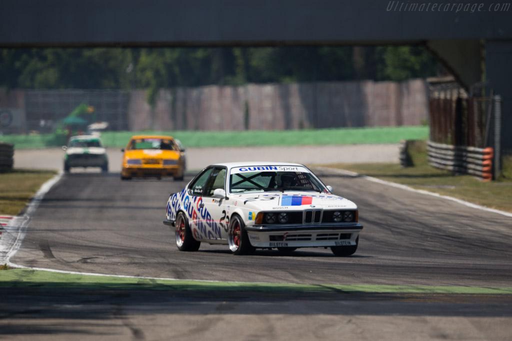 BMW 635 CSI - Chassis: E24 RA1-31 - Driver: Robert Boos / Pascal Goury  - 2015 Monza Historic