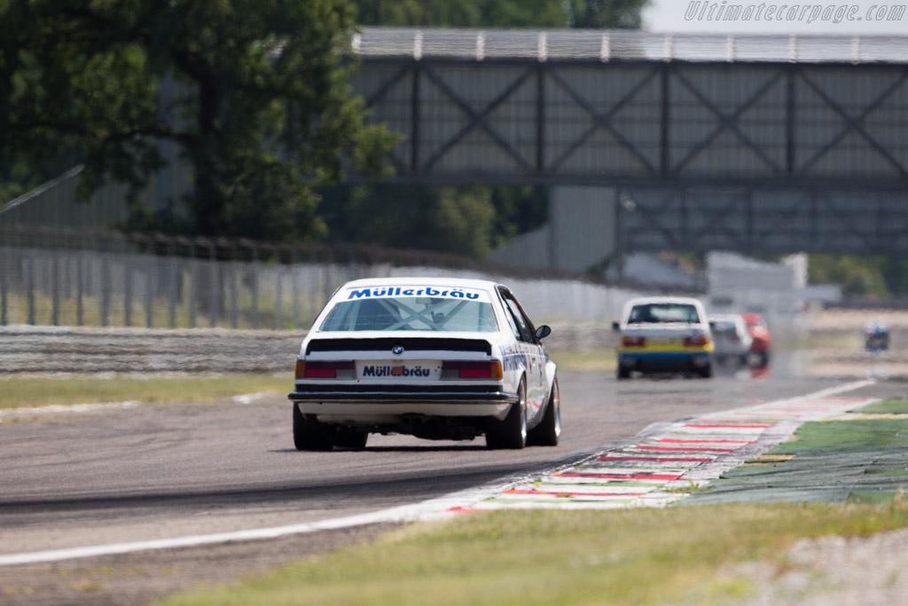 BMW 635 CSI - Chassis: E24 RA1-27 - Driver: Thierry de Latre Bosqueau  - 2015 Monza Historic
