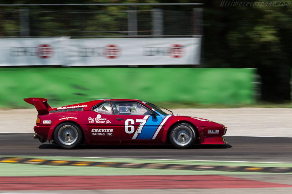 BMW M1 - Chassis: 4301195 - Driver: Alexander Rittweger  - 2015 Monza Historic