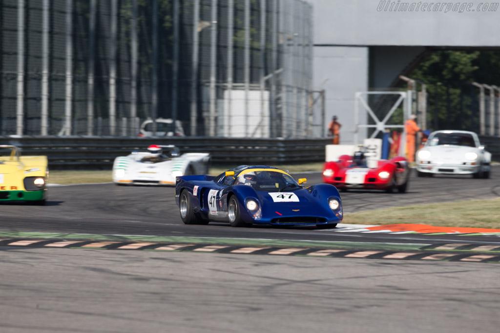 Chevron B16  - Driver: Jacques Roucolle / Joseph Zago  - 2015 Monza Historic