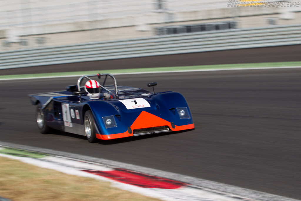 Chevron B19 - Chassis: B19-71-6 - Entrant: Sandy Watson - Driver: Martin O'Connell / Andrew Kirkaldy  - 2015 Monza Historic