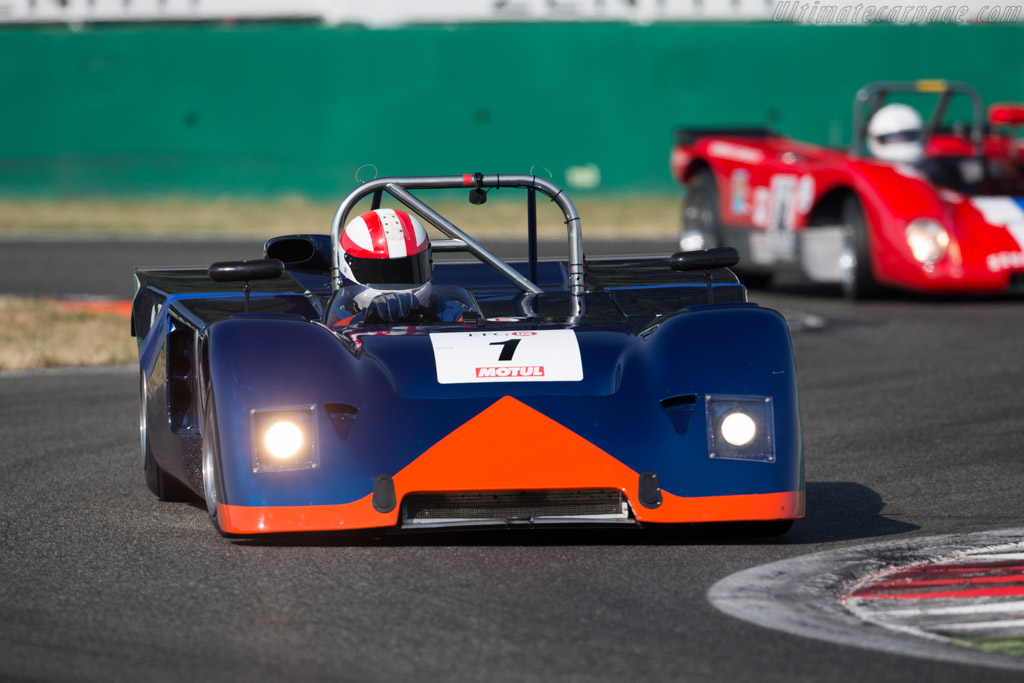 Chevron B19 - Chassis: B19-71-06 - Entrant: Sandy Watson - Driver: Martin O'Connell / Andrew Kirkaldy  - 2015 Monza Historic