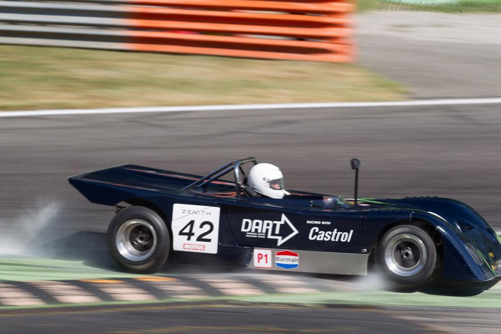 Chevron B19 - Chassis: B19-71-25 - Driver: Philipp Bruehwiler  - 2015 Monza Historic