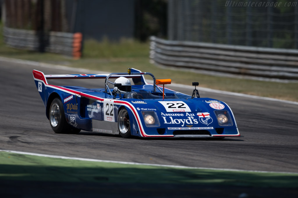 Chevron B31 - Chassis: B31-75-04 - Driver: Russell Busst  - 2015 Monza Historic