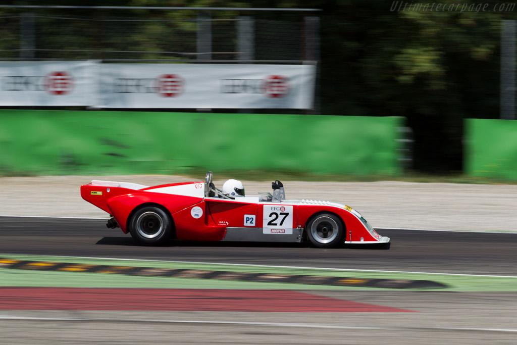 Chevron B36 - Chassis: 36-76-03 - Driver: Bertrand Penlae  - 2015 Monza Historic