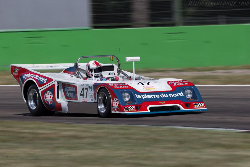 Chevron B36 - Chassis: 36-76-02 - Driver: Richard Bryan  - 2015 Monza Historic