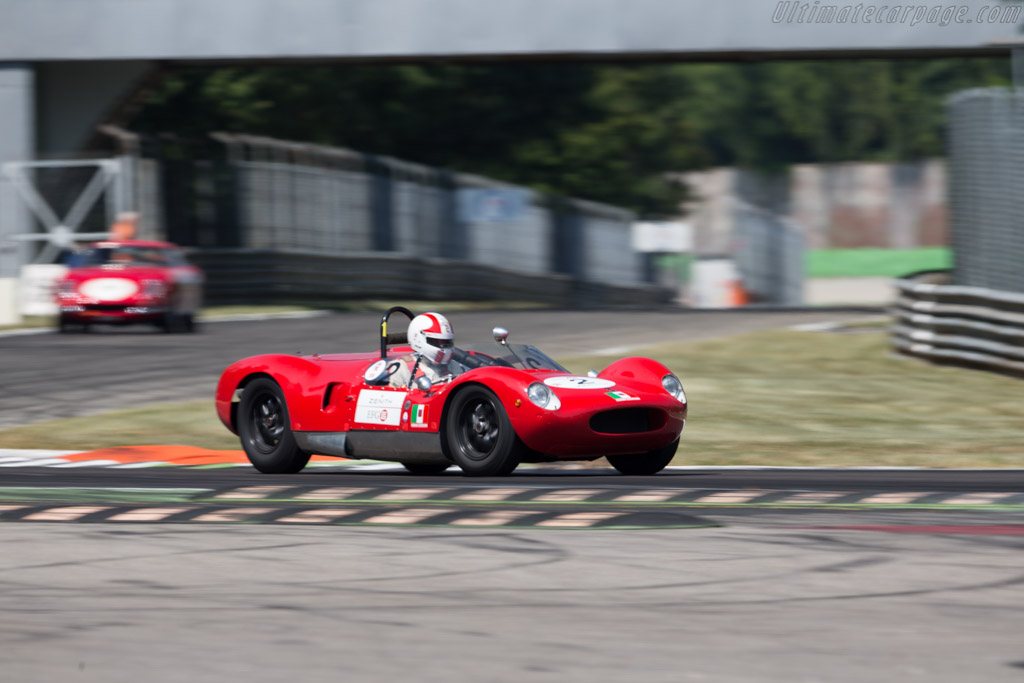 Cooper T49 Maserati - Chassis: CM-5-59 - Driver: Egon Hofer  - 2015 Monza Historic
