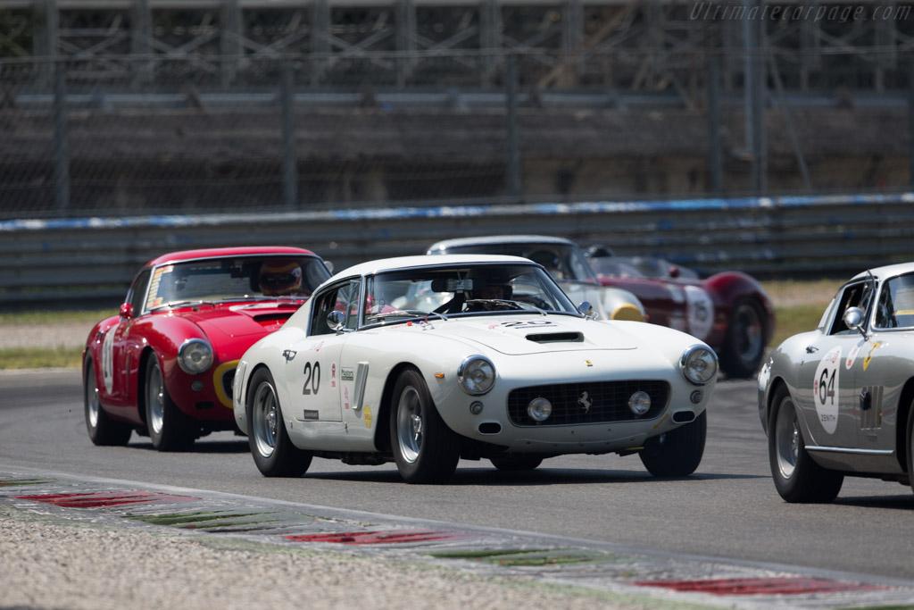 Ferrari 250 GT SWB - Chassis: 3401GT - Driver: Christian Dumolin  - 2015 Monza Historic