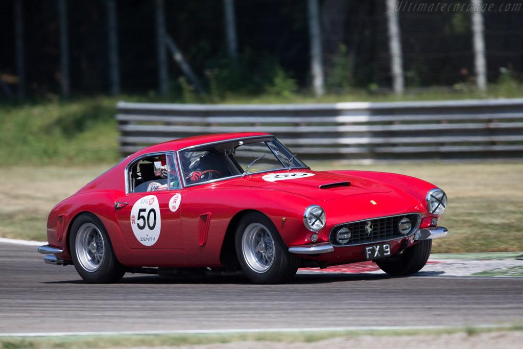 Ferrari 250 GT SWB - Chassis: 2221GT - Driver: Ben Gill  - 2015 Monza Historic