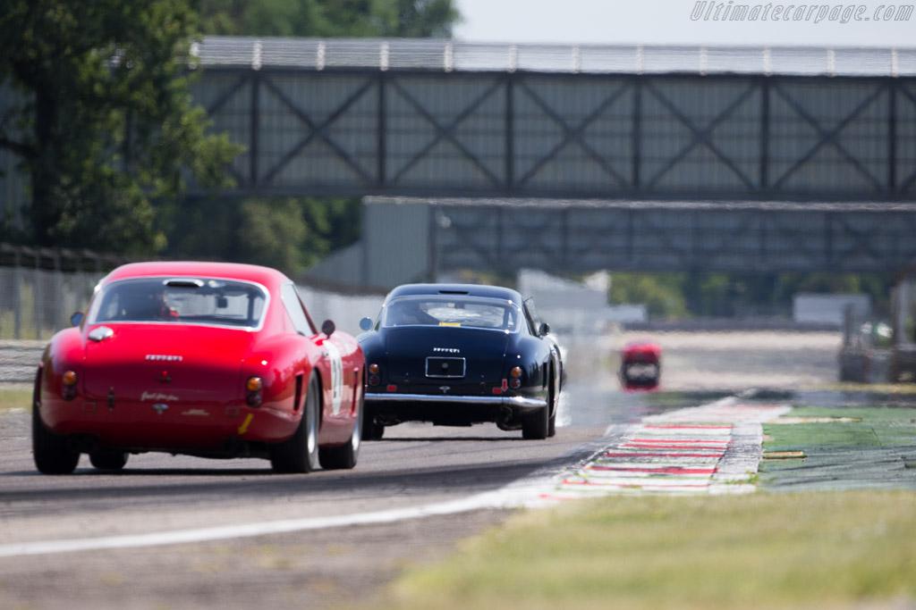 Ferrari 250 GT SWB - Chassis: 3107GT - Driver: Conrad M. Ulrich  - 2015 Monza Historic