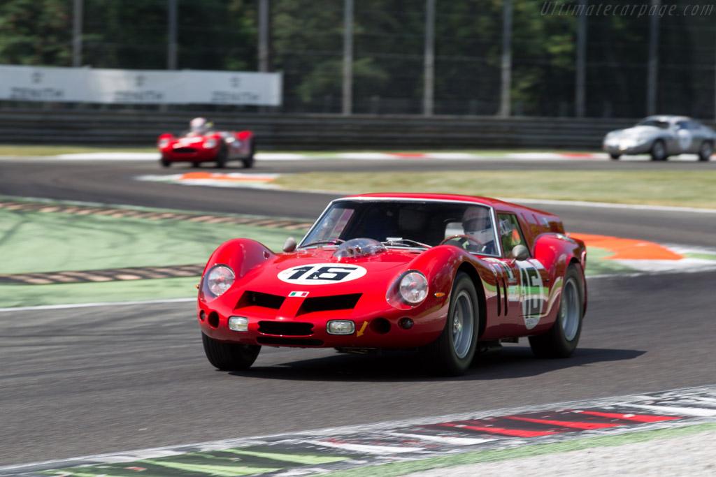 Ferrari 250 GT SWB Breadvan - Chassis: 2819GT - Driver: Martin Halusa / Lukas Halusa  - 2015 Monza Historic