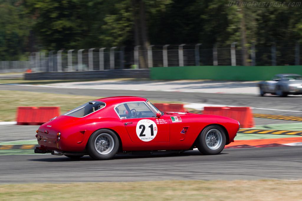 Ferrari 250 GT SWB Competizione - Chassis: 1811GT - Driver: Clive Joy  - 2015 Monza Historic