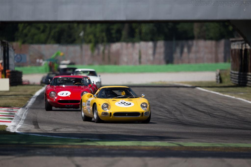 Ferrari 250 LM - Chassis: 6313 - Driver: Carlos Monteverde  - 2015 Monza Historic