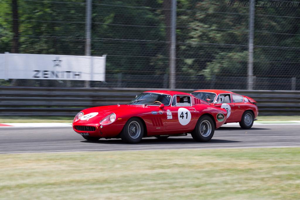 Ferrari 275 GTB/4 - Chassis: 09247 - Driver: Jan Gijzen  - 2015 Monza Historic