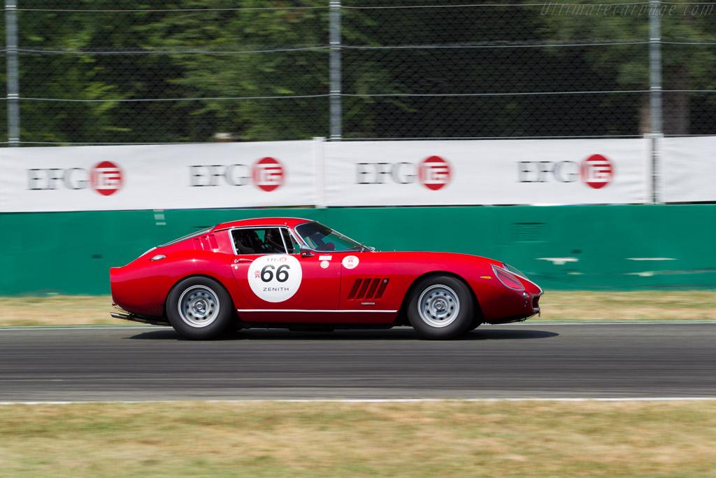 Ferrari 275 GTB - Chassis: 08213 - Driver: Dennis Singleton  - 2015 Monza Historic