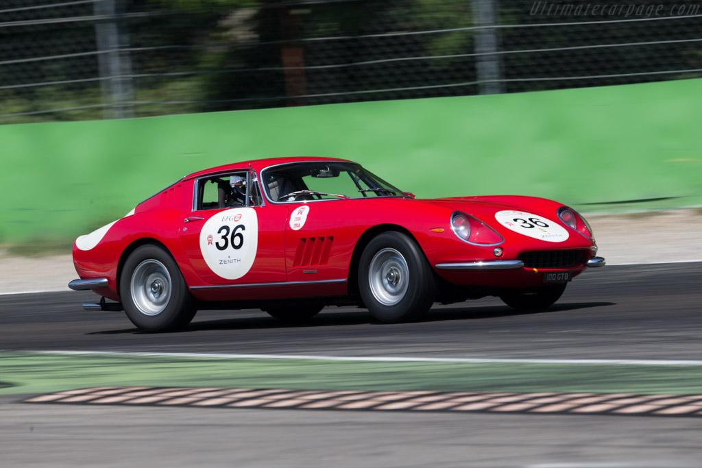 Ferrari 275 GTB/C - Chassis: 09041 - Driver: Ivor Dunbar  - 2015 Monza Historic