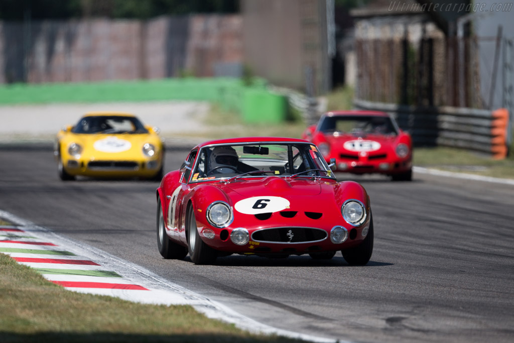 Ferrari 330 GTO - Chassis: 4561SA - Driver: Carlo Vogele  - 2015 Monza Historic