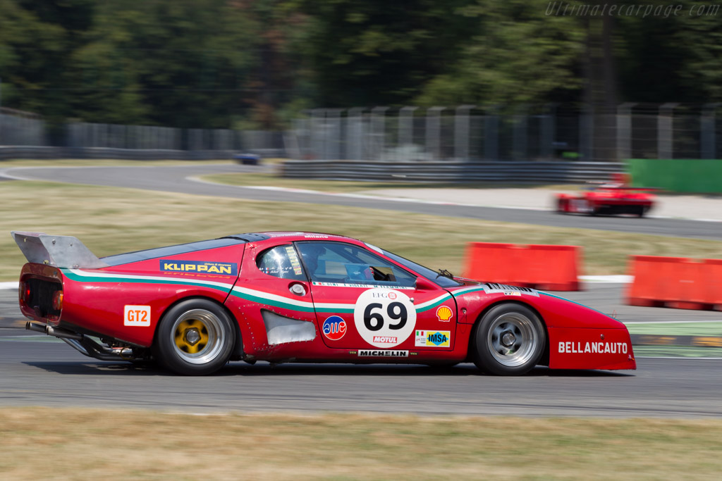 Ferrari 512 BB LM - Chassis: 28601 - Driver: Mr. John of B  - 2015 Monza Historic