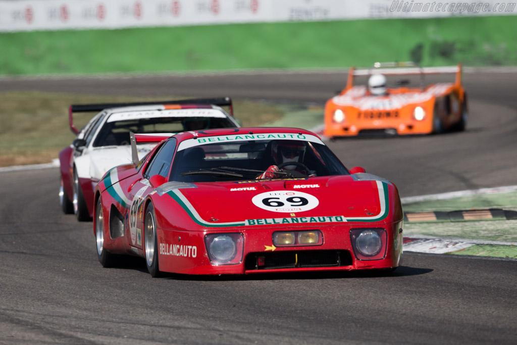 Ferrari 512 BB LM - Chassis: 28601 - Driver: Mr. John of B  - 2015 Monza Historic