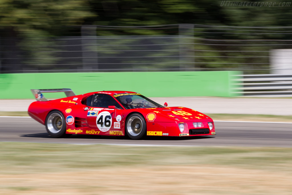 Ferrari 512 BB LM - Chassis: 35525 - Driver: Christian Bouriez  - 2015 Monza Historic