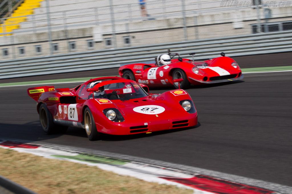 Ferrari 512 S - Chassis: 1004 - Entrant: Peter Read - Driver: Emanuele Pirro / Bob Earl  - 2015 Monza Historic