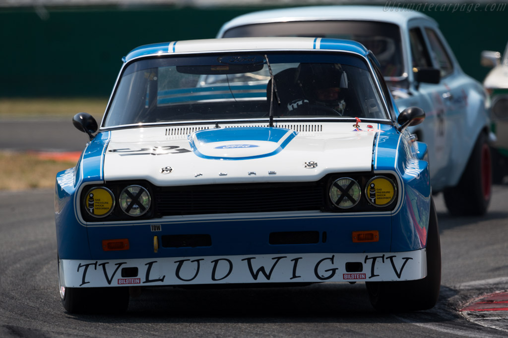 Ford Capri 2600 RS - Chassis: GAEGKA86116 - Driver: Ivor Dunbar  - 2015 Monza Historic