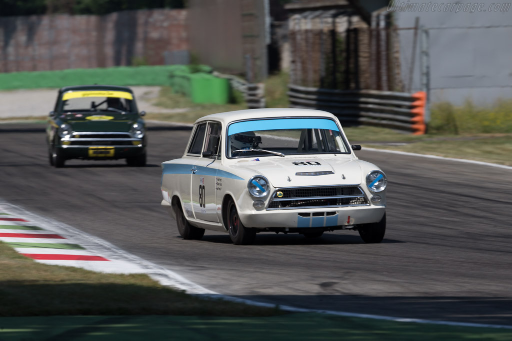 Ford Cortina  - Driver: Oliver Ford  - 2015 Monza Historic