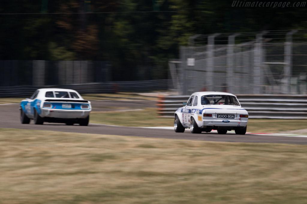 Ford Escort RS 1600 - Chassis: BBATMT80935 - Driver: Christophe van Riet / Raphaël de Borman  - 2015 Monza Historic