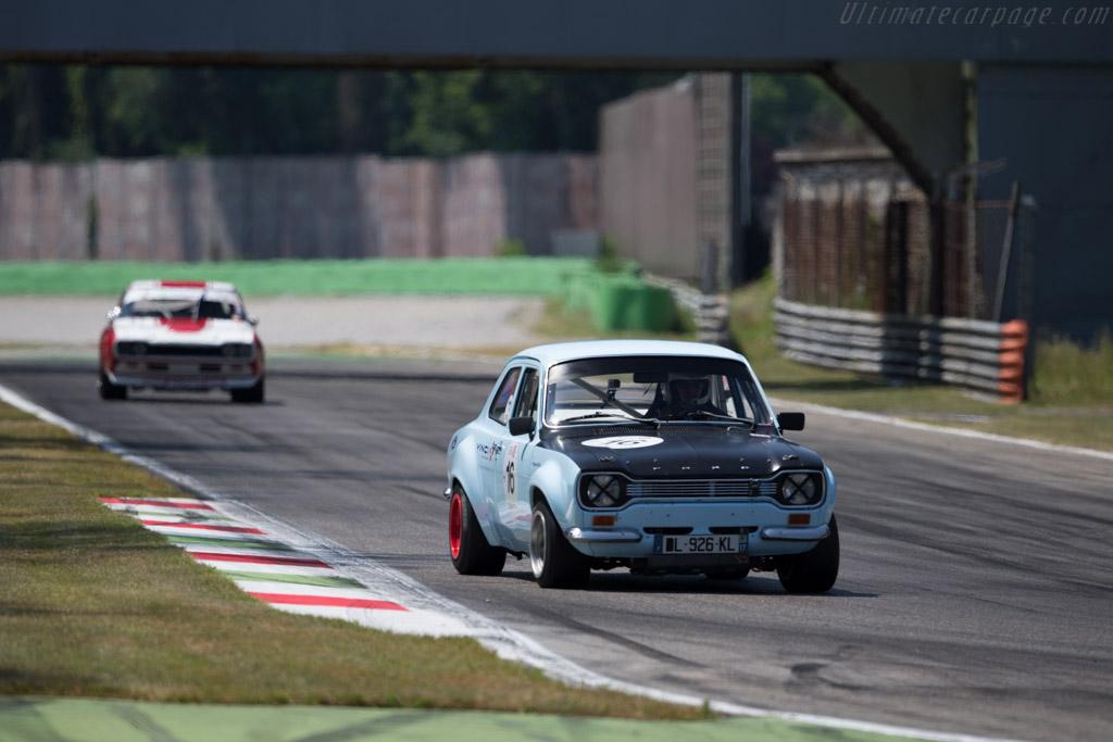 Ford Escort RS 1600 - Chassis: BBATJG7381 - Driver: Damien Kohler / Philippe Ancelin  - 2015 Monza Historic