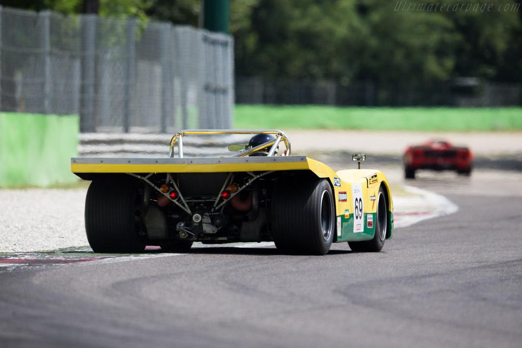 Ligier JS3 - Chassis: JS3-01 - Driver: Mr. John of B  - 2015 Monza Historic