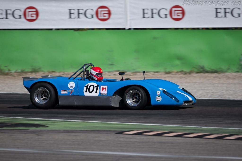 Lola T210 - Chassis: SL210/03 - Driver: David Tomlin  - 2015 Monza Historic