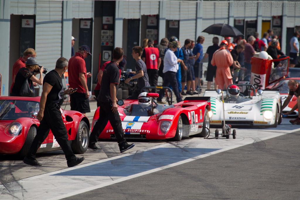 Lola T212 - Chassis: HU18 - Driver: Mauro Poponcini  - 2015 Monza Historic