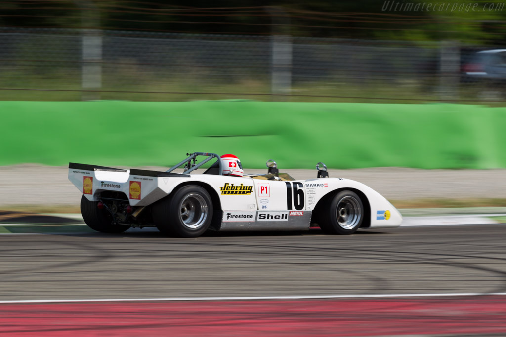 Lola T212 - Chassis: HU23 - Driver: Serge Kriknoff  - 2015 Monza Historic