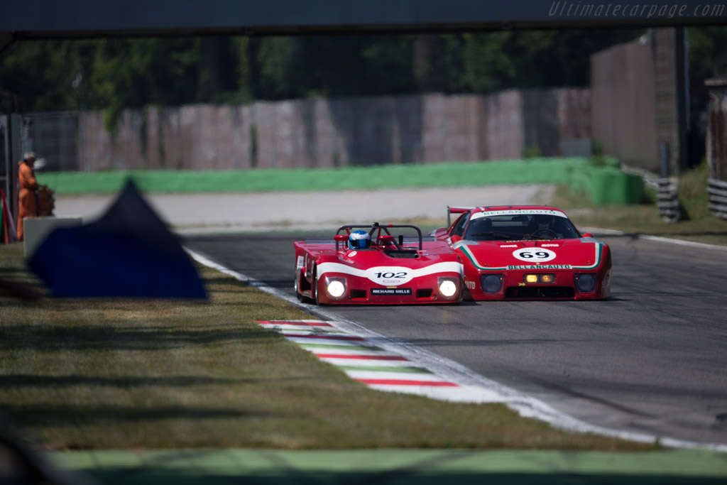 Lola T280 - Chassis: HU4 - Driver: Franco Meiners  - 2015 Monza Historic