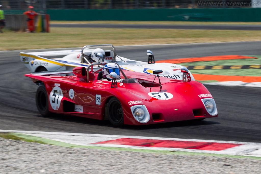 Lola T290 - Chassis: HU34 - Driver: Gianluca Rattazzi / Nani Galli  - 2015 Monza Historic