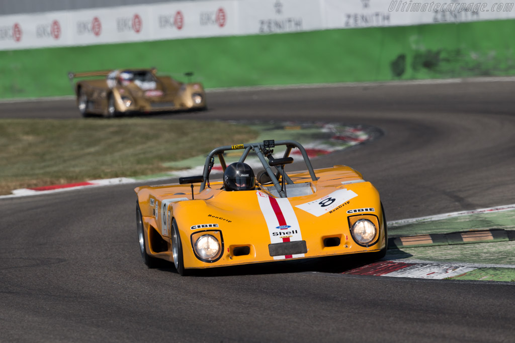 Lola T290 DFV - Chassis: 1LS593 - Driver: Philippe Scemama  - 2015 Monza Historic